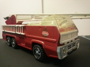 Vintage Toys: 1972 Tonka Aerial Fire Truck (Photo)