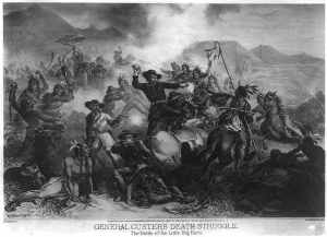 Battle of Little Bighorn.