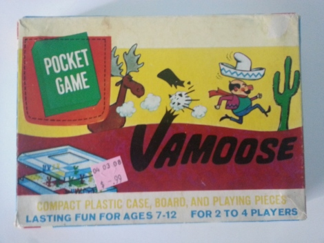 Another in the Series of Famous Pocket Games: Vamoose