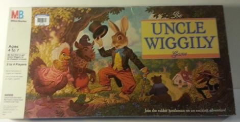 Uncle Wiggily: 1988 Milton Bradley version