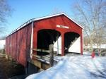 Roberts Bridge, Eaton, Ohio.