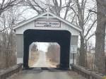 Warnke Bridge, Lewisburg, Ohio.