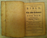 1760_Cambridge_Edition_King_James_Bible